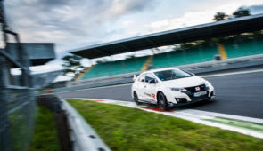 Honda Ultimate Type R Experience