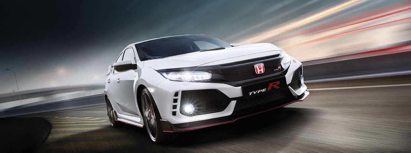 De Civic Type R