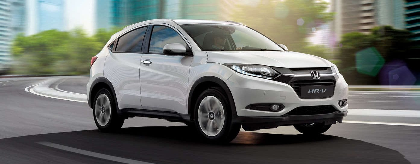 De HR-V: Alles past perfect!