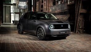 Honda e wint Red Dot Design Award